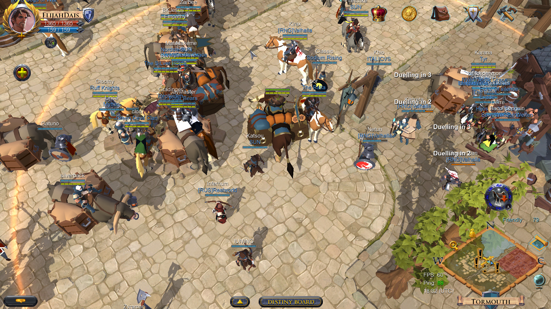 Albion Online Food For Buildings