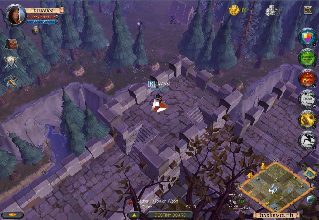albion online weapon