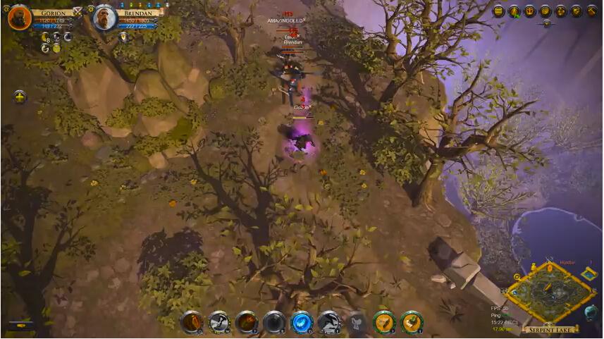 Albion Online bug