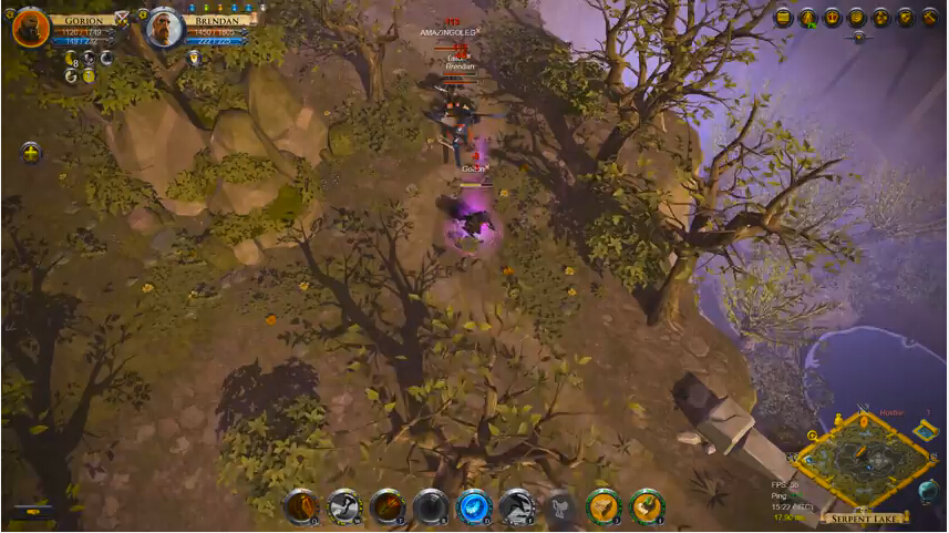 Albion Online bug